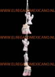 mexicaanse decoratie terracotta slinger mexico