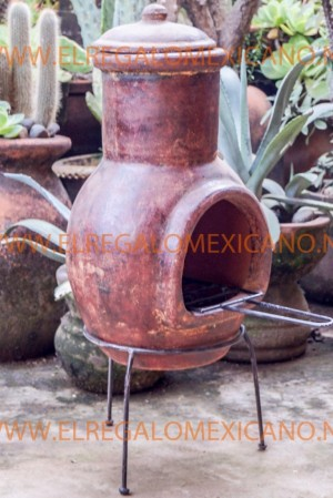 mexicaanse tuinhaard 8720RD-CO